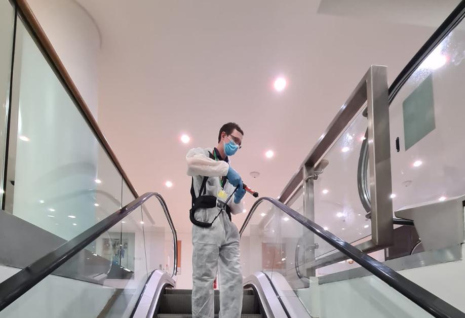 Enviro-Safe28 UK Covid-19 Virus Treatment